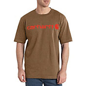 Carhartt Men's Logo T-Shirt