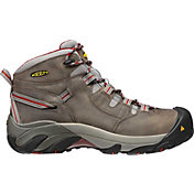 KEEN Men's Detroit Mid Waterproof Steel Toe Work Boots