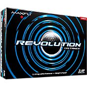 Maxfli Revolution Distance Golf Balls