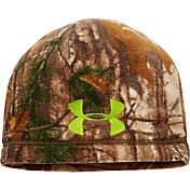 Under Armour Boys' ColdGear Infrared Scent Control Hunting Beanie