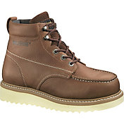 "Wolverine Men's Moc-Toe Wedge 6"" Work Boots"