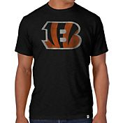 '47 Men's Cincinnati Bengals Scrum Logo T-Shirt
