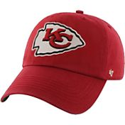 '47 Men's Kansas City Chiefs Franchise Fitted Red Hat