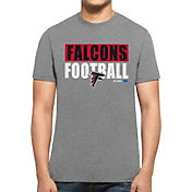 '47 Men's Atlanta Falcons Club Grey T-Shirt