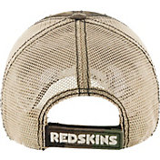 '47 Men's Washington Redskins Burnett Adjustable Camouflage Hat
