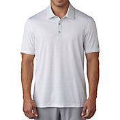 adidas Men's climachill Tonal Stripe Golf Polo