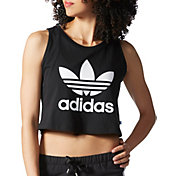 adidas Originals Women's Loose Crop Tank Top
