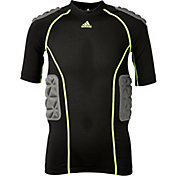 adidas Youth Padded techfit Football Shirt