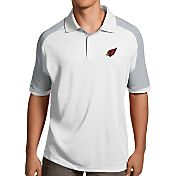 Antigua Men's Arizona Cardinals Century White Polo
