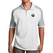 Antigua Men's Buffalo Sabres Century White Polo