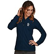 Antigua Women's San Diego Padres Full-Zip Navy       Golf Jacket