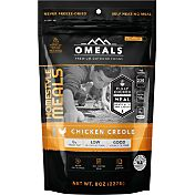 OMEALS 8 oz. Chicken Creole and Brown Rice