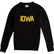 Hillflint Iowa Hawkeyes School Black Sweater