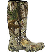 "BOGS Men's Big Horn Tall 17"" Insulated Waterproof Rain Boots"