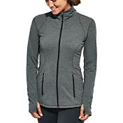CALIA by Carrie Underwood Women's Essential Herringbone Fitness Jacket