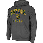Colosseum Athletics Men's Baylor Bears Grey Performance Hoodie