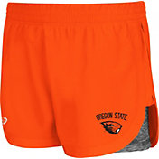 Colosseum Athletics Women's Oregon State Beavers  Runaway Shorts