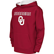 Colosseum Athletics Youth Oklahoma Sooners Crimson Performance Hoodie