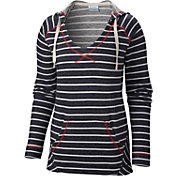 Columbia Women's Tropic Haven Stripe Hoodie