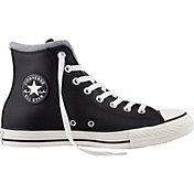 Converse Men's Chuck Taylor All Star Leather Wool Hi-Top Casual Shoes