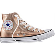 Converse Chuck Taylor All Star Metallic High-Top Casual Shoes