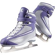DBX Women's Soft Boot Figure Skates