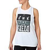Reebok Women's I Own The Field Graphic Tank Top