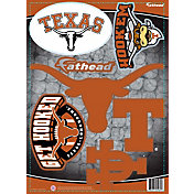 Fathead Texas Longhorns Teammate Assortment Logo Wall Decals