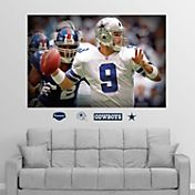 "Fathead Tony Romo ""In Your Face"" Wall Graphic"