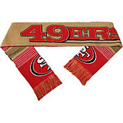 Forever Collectibles San Francisco 49ers Reversible Scarf