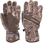 Field & Stream Men's WindDefense Fleece Hunting Gloves