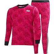 Helly Hansen Junior Active Flow Baselayer Set