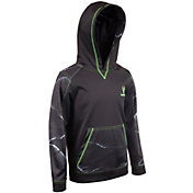 Huntworth Boys' Lifestyle Performance Fleece Hoodie