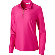 Lady Hagen Women's Essential Quarter-Zip Golf Pullover