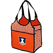 Illinois Fighting Illini Tandem Cooler