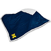 Michigan Wolverines Sherpa Throw