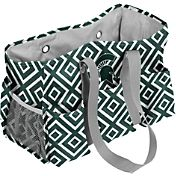 Michigan State Spartans Double-Diamond Junior Caddy Tote
