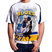 Levelwear Men's St. Louis Blues Alex Pietrangelo #27 Center Ice White T-Shirt