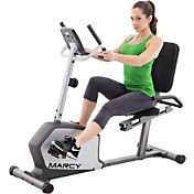 Marcy Magnetic Recumbent Exercise Bike