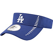 New Era Men's Los Angeles Dodgers Royal Adjustable Speed Visor