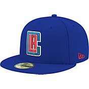 New Era Men's Los Angeles Clippers 59Fifty Royal Fitted Hat