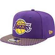 New Era Men's Los Angeles Lakers 9Fifty Multi Star Adjustable Snapback Hat