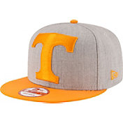 New Era Men's Tennessee Volunteers Gray/Tennessee Orange Grand Snap 9Fifty Adjustable Hat