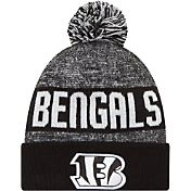 New Era Men's Cincinnati Bengals Sport Black Knit Beanie
