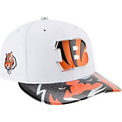 New Era Men's Cincinnati Bengals 2017 NFL Draft 59Fifty Fitted White Hat