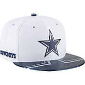 New Era Men's Dallas Cowboys 2017 NFL Draft 59Fifty Fitted White Hat