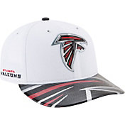 New Era Men's Atlanta Falcons 2017 NFL Draft 59Fifty Fitted White Hat