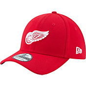 New Era Men's Detroit Red Wings 39Thirty Team Classic Flex Hat