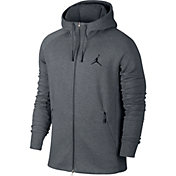 Jordan Men's Icon Fleece Full Zip Hoodie
