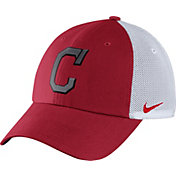 Nike Men's Cleveland Indians Dri-FIT Red/White Heritage 86 Adjustable Hat